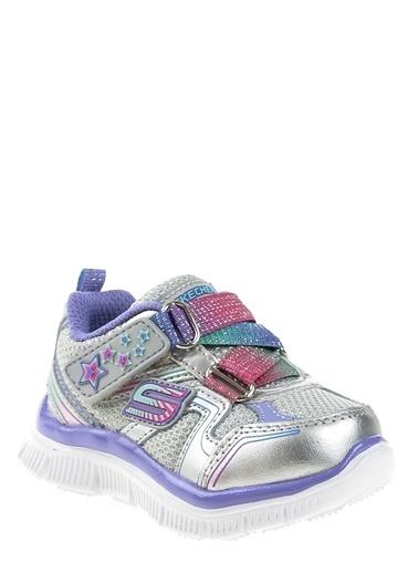 Skechers Spor Ayakkabı Gümüş